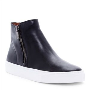 Lucky Brand Leather Sneakers
